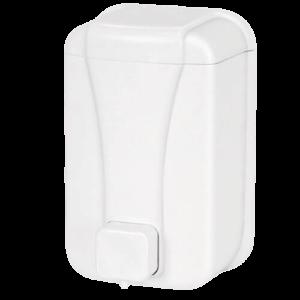White wall dispenser plastic wall-mounted sanitiser